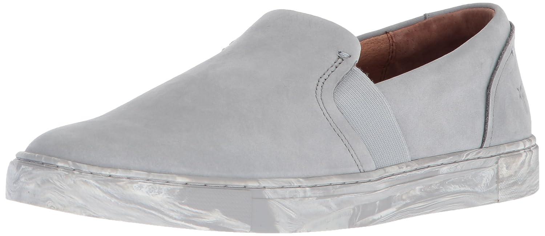 FRYE Women's Ivy Slip Sneaker B072K187PK 6.5 B(M) US|Ice
