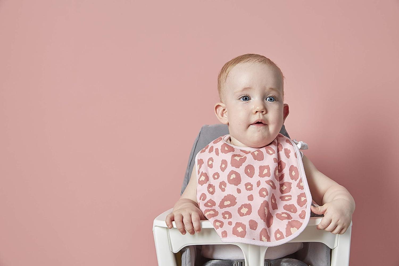 Meyco 422054 cama, cuna 40 x 60 y 100 x 135, pantera, color rosa: Amazon.es: Bebé