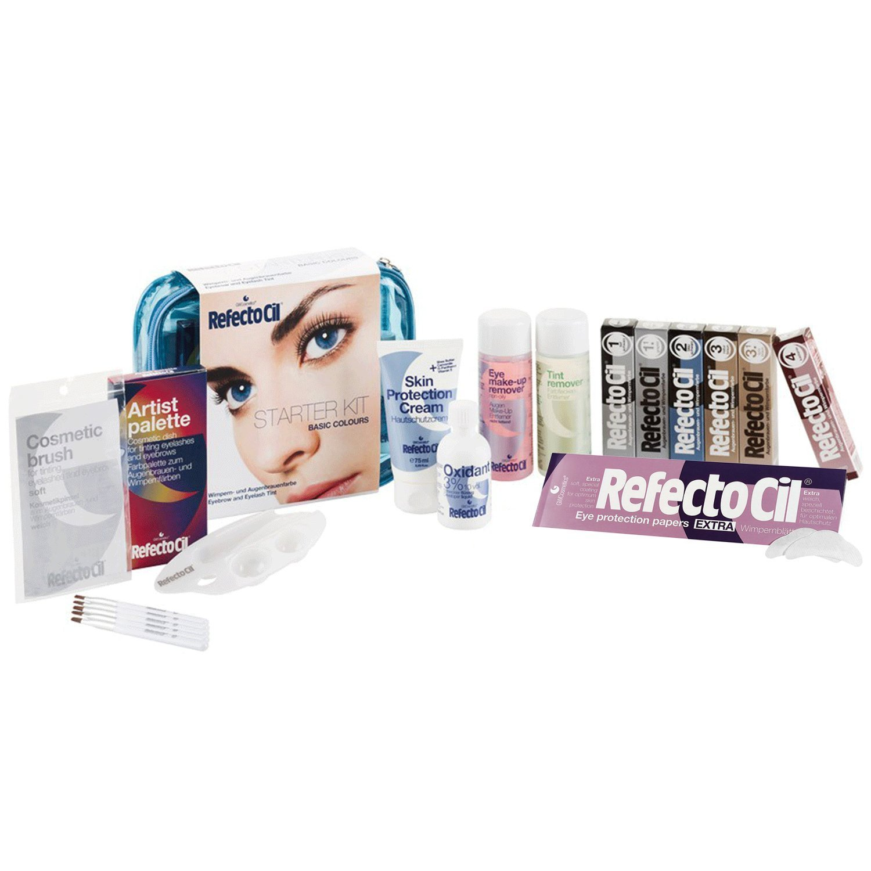 Amazon refectocil sensitive colours lash brow tinting amazon refectocil sensitive colours lash brow tinting starter kit for sensitive skin beauty nvjuhfo Choice Image