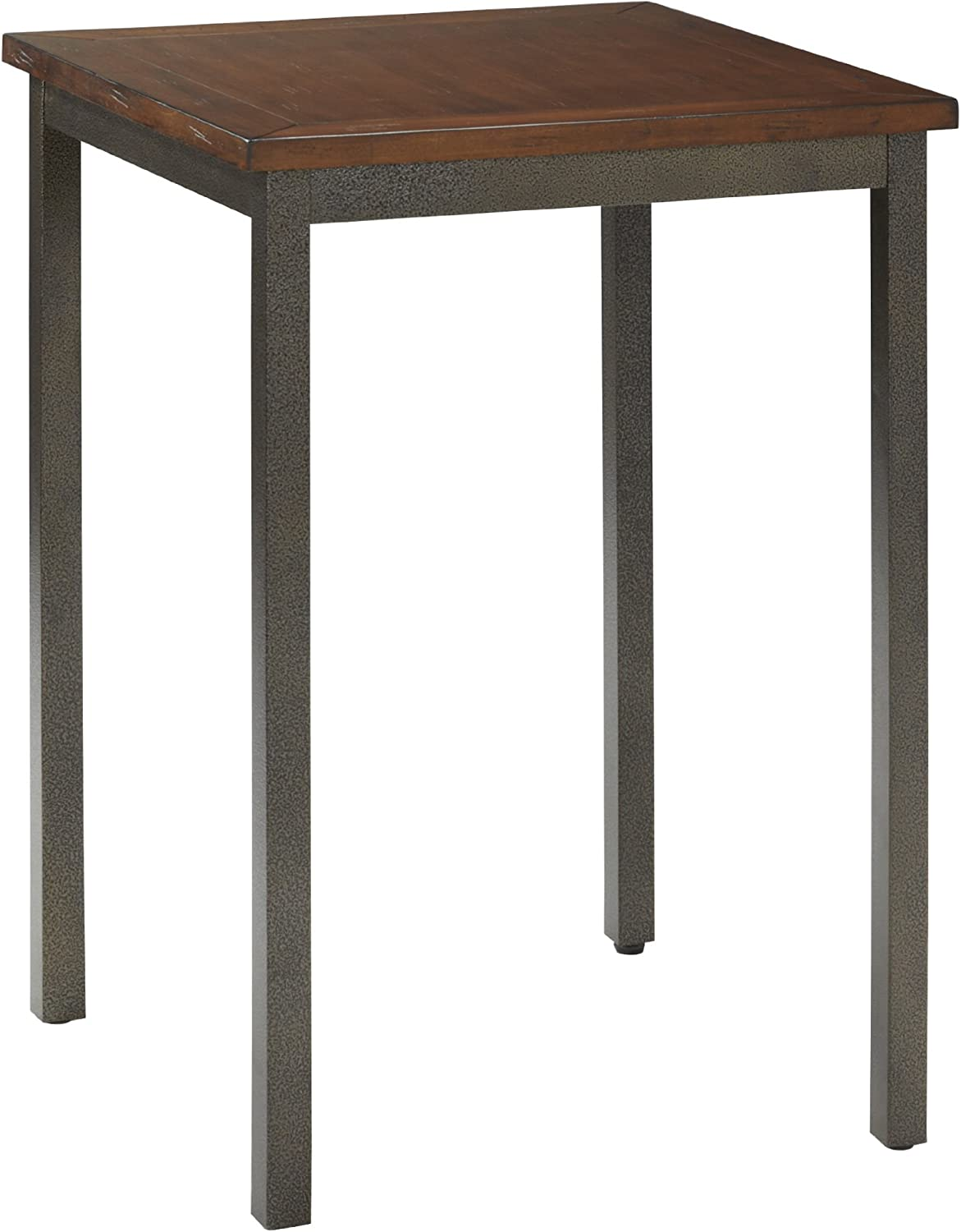Cabin Creek Chestnut Bistro Table by Home Styles