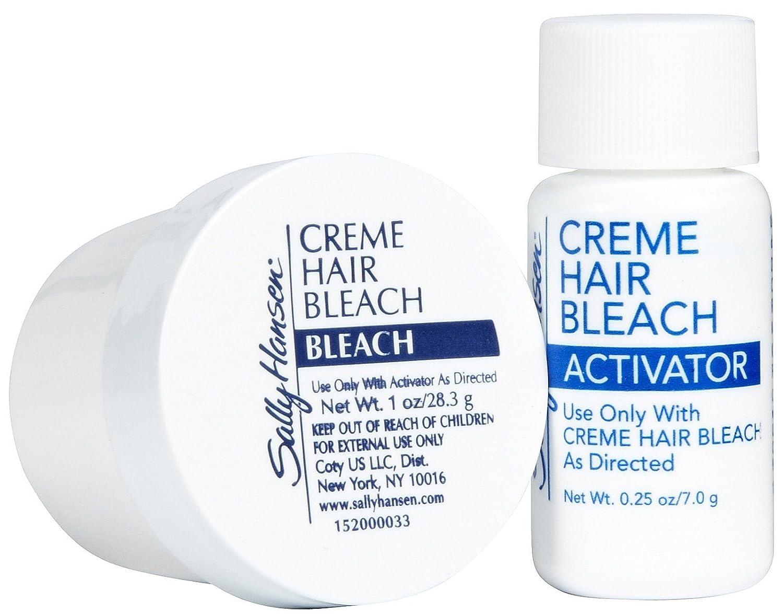 Sally Hansen Creme Hair Bleach For Face - 1 oz 30072276000