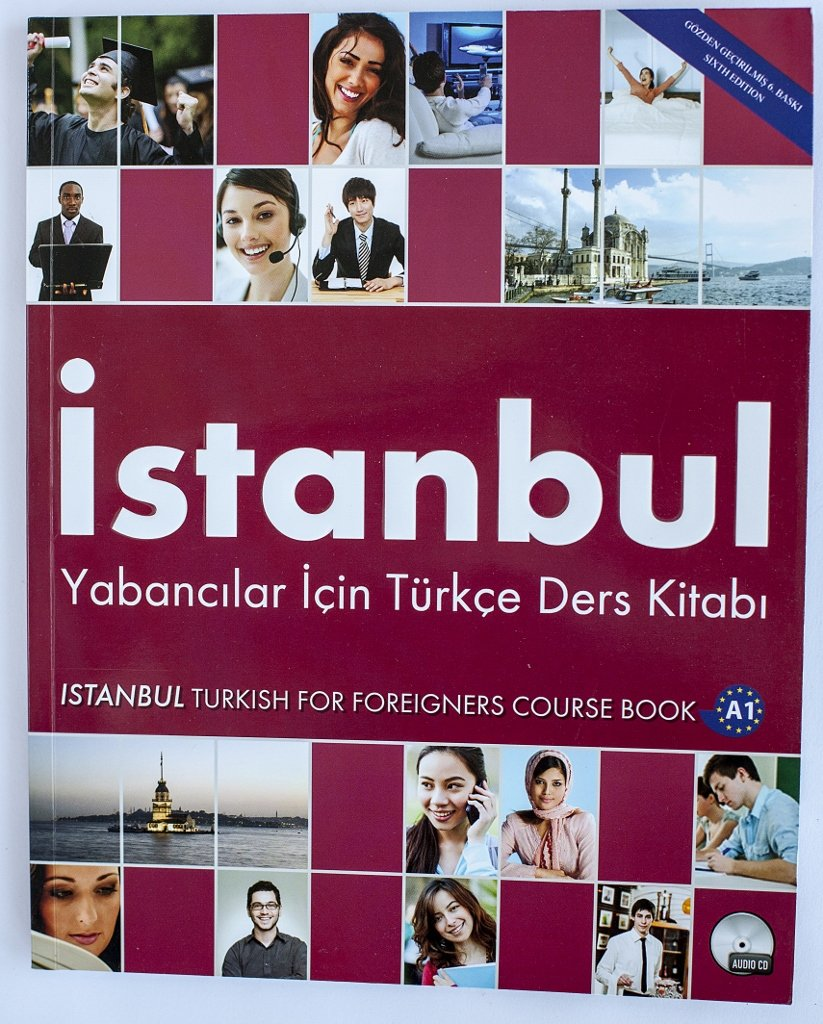 Learn Turkish Book