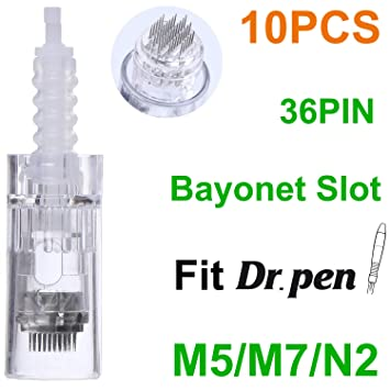 Dr  Pen Replacement Cartridges Disposable Needles, Compatible With Dr  Pen  Ultima M5/M7/N2,