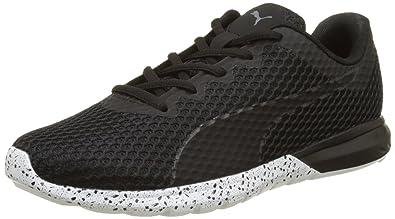 Puma Flare 2, Chaussures de Running Compétition Homme, Noir Black-Quiet Shade 03, 40.5 EU