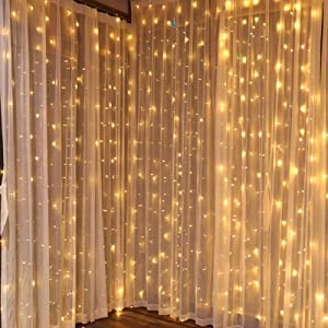 SUPBEC 6 Pcs Battery Operated Fairy String Lights-10ft/3m 30 LEDs Mini Bulb, Super Bright Starry Light for Gift Wedding Party Bedroom Home Decoration Crafts (Warm White)