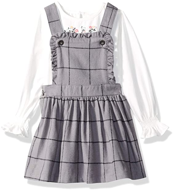 884d34aad72 Calvin Klein Baby Girls 2 Pieces Jumper Set: Amazon.com.au: Fashion