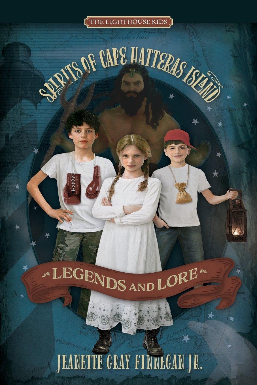 Download Legends and Lore: Spirits of Cape Hatteras Island pdf epub