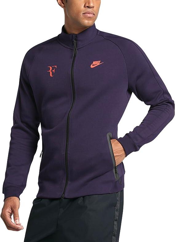 Desconocido Nike Premier Roger Federer N98 Chaqueta, Hombre ...