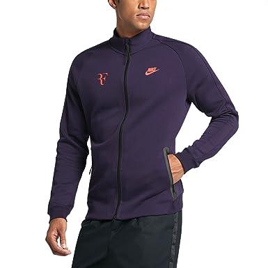 Nike Premier Roger Federer N98 Chaqueta, Hombre: Amazon.es ...