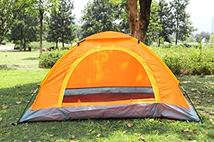 Supo 2 Person Anti Ultraviolet Outdoor Camping Tent Portable Tent