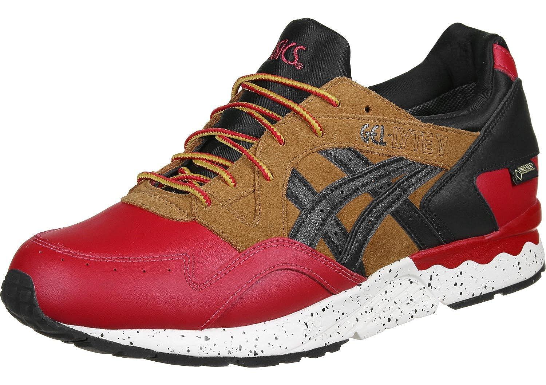 Asics Gel-Lyte V G-TX Schuhe Schuhe Schuhe 5,0 rot schwarz 6a94aa