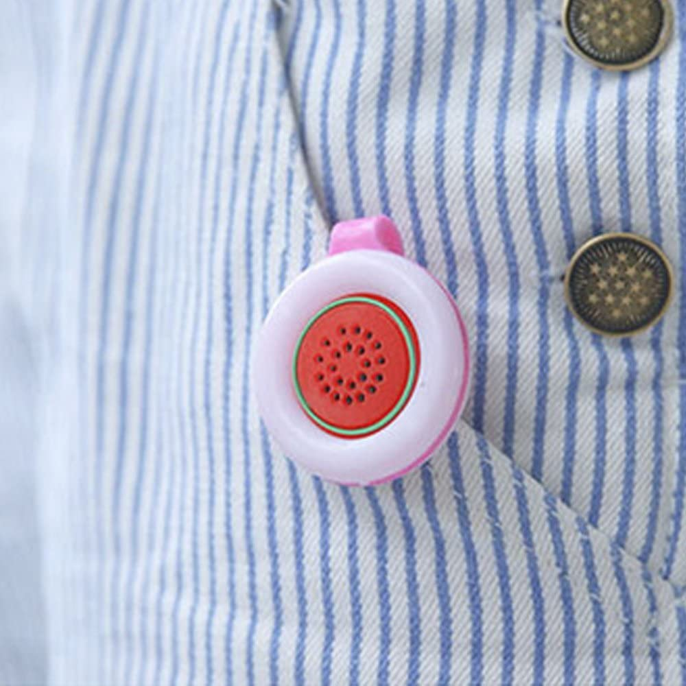 Youdong - Hebilla Repelente de Mosquitos para niños con Hebilla antimosquitos y Hebilla con botón para bebés y niños, Repelente de Mosquitos, telescópico, Extensible, Atrapador de Abejas: Amazon.es: Jardín