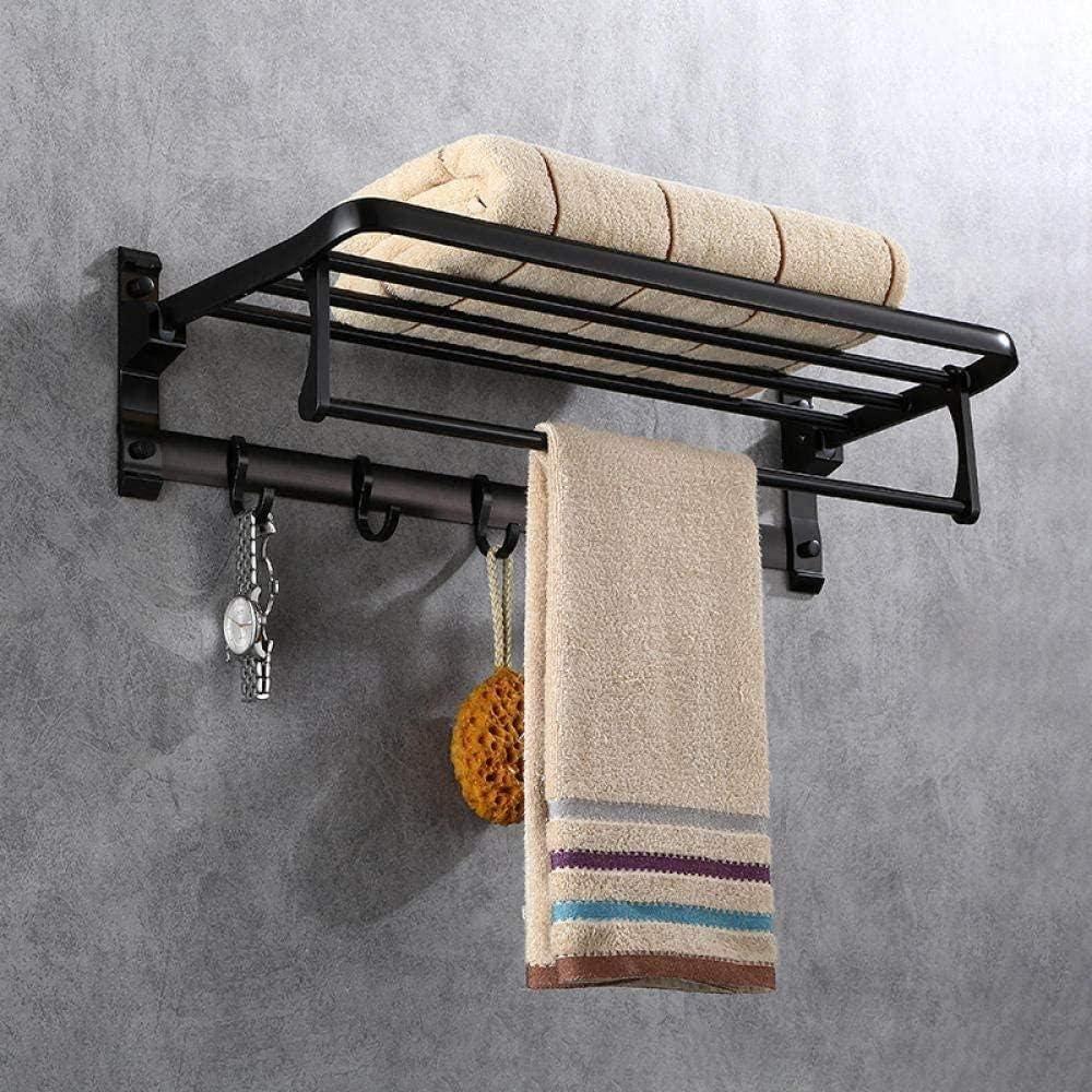 YONGYONGCHONG S/échoir /à serviettes de salle de bain /à fixation murale