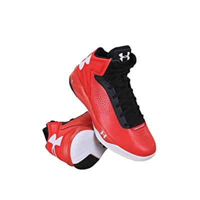 1259034-600 WOMEN UA TORCH UNDER ARMOUR RED/WHITE/BLACK