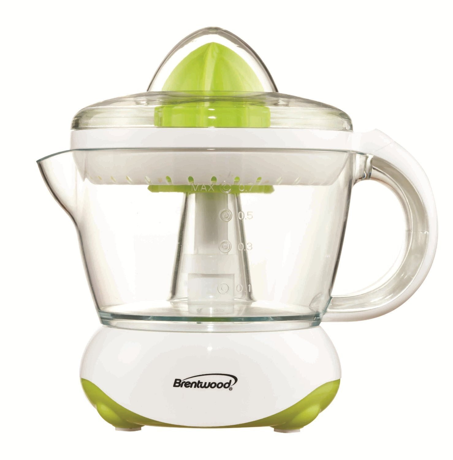 Home N Kitchenware Collection Electric Citrus Squeezer/Juicer, 24 oz/ .7L Capacity, Removable Parts, Power Motor of 25 Watts COMIN18JU037950