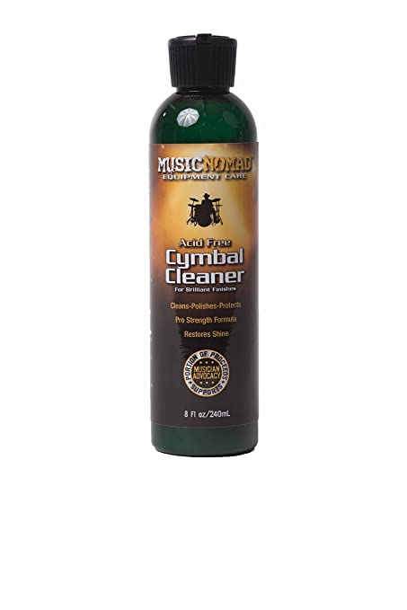 6a10149cca8b Amazon.com  Music Nomad MN111 Premium Cymbal Cleaner for Brilliant ...