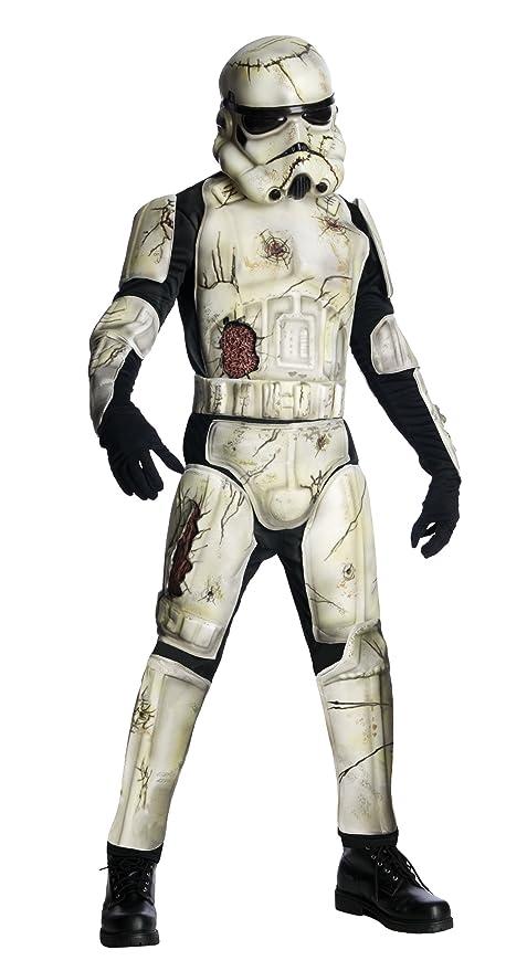Rubies Costume Co R880695-STD Mens DLX Muerte Trooper traje ...