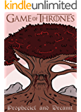 Game of Thrones: Prophecies and Dreams (Game of Thrones Mysteries and Lore Book 2)