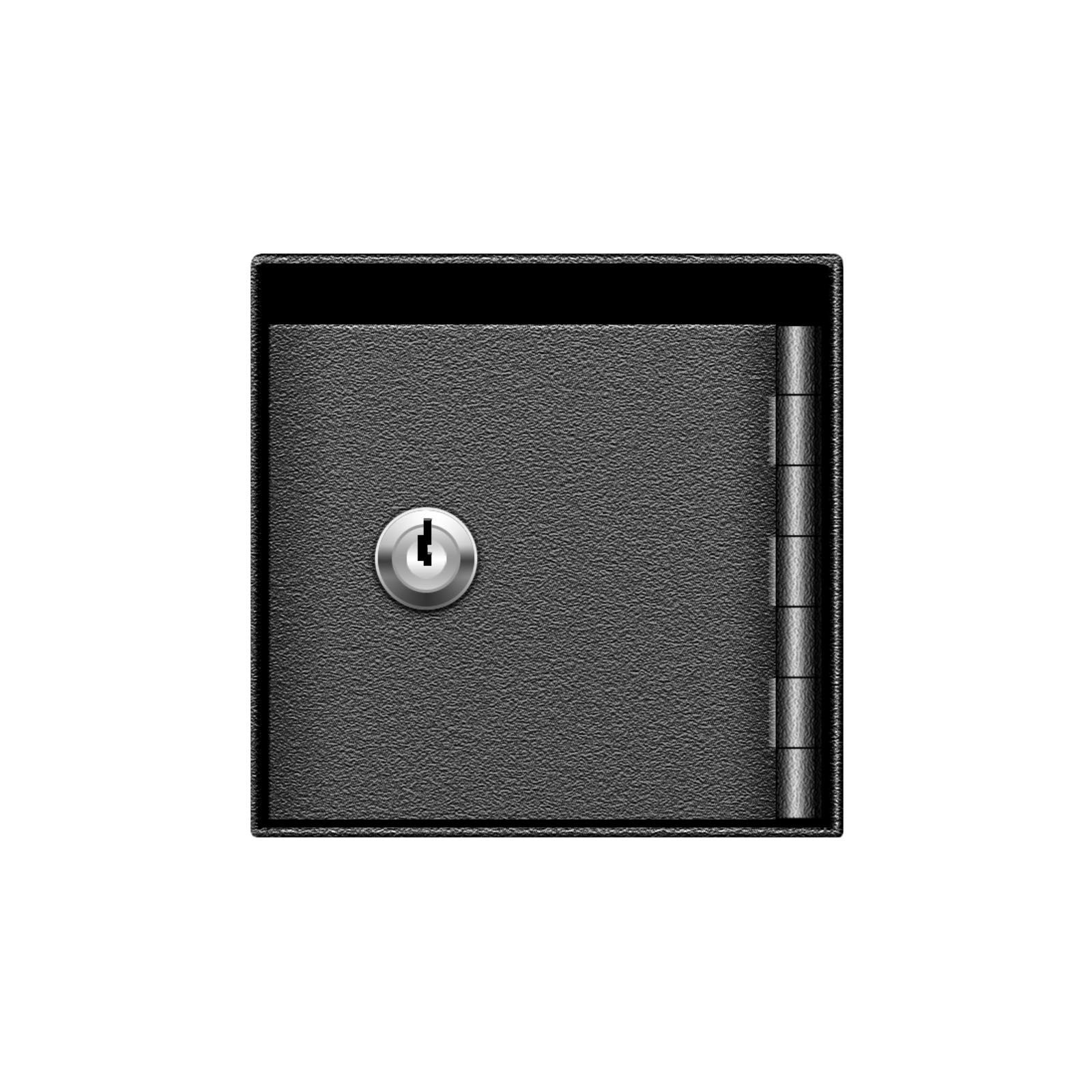Depository Safe New (Drop Box) Secure Cash Now 6x6x10
