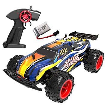 Gilobaby Kids Rc Car Toys High Speed Off Road Remote Control Racing