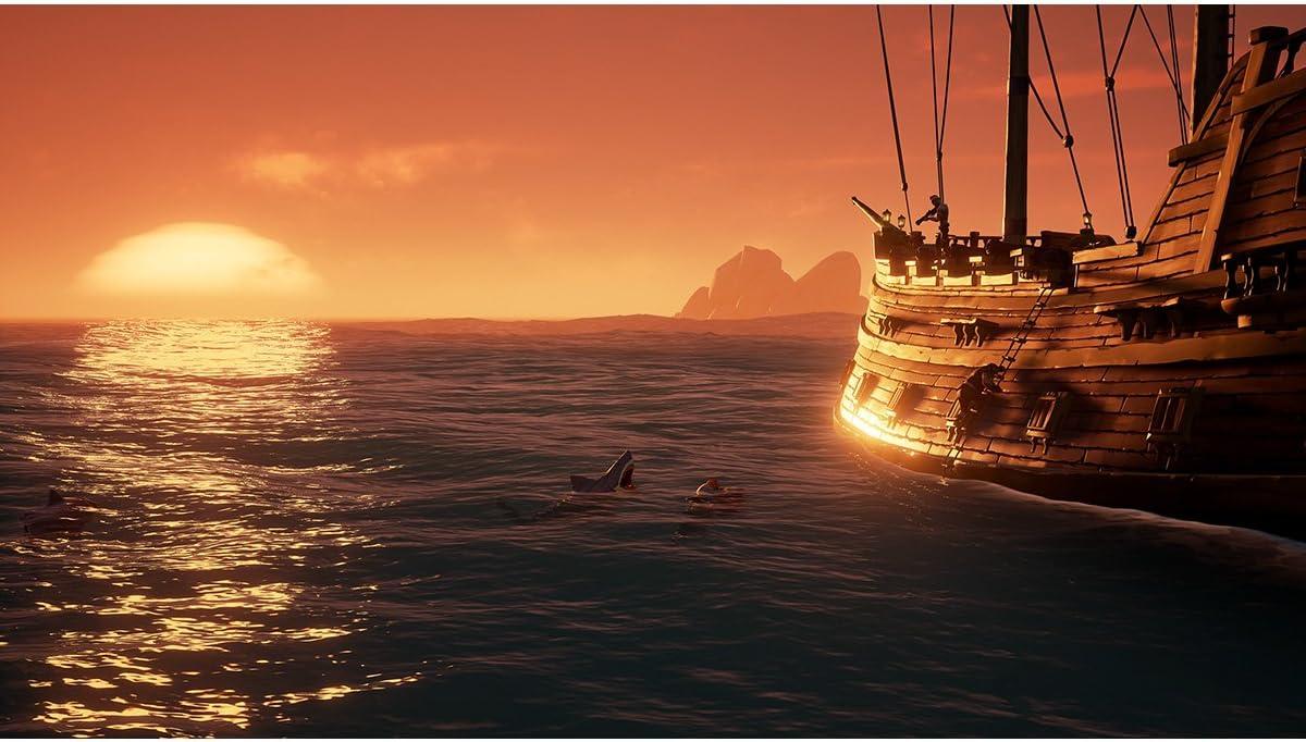 Amazon.com: Sea of Thieves - Xbox One: Microsoft Corporation ...