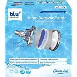 Ionic Shower Filter -Skin and Hair Care, Stop Hair Loss and Rejuvenate Your Skin - Wall Mount