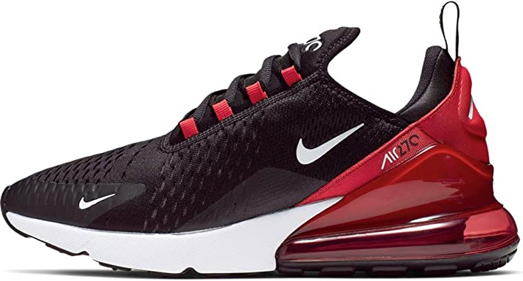 Nike Air Max 270 Black/White-University