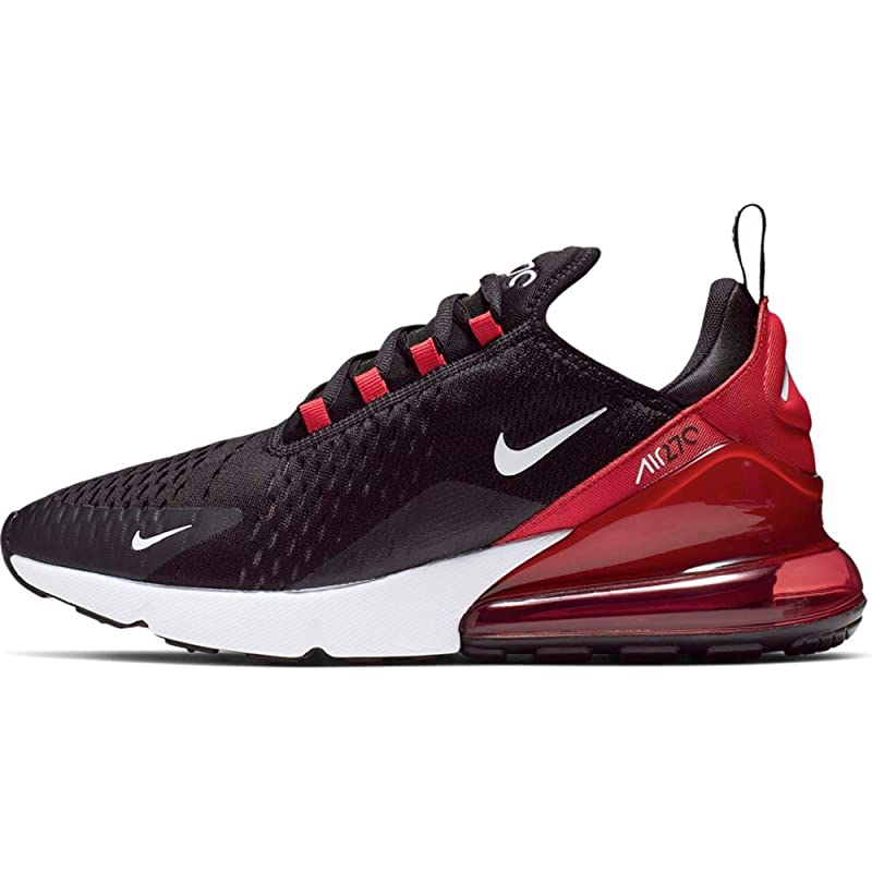 Nike Air Max 270 Sneakers Herren Rot/Anthrazit
