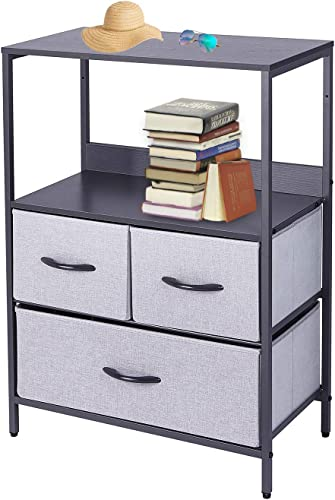 Kinsuite Drawer Dresser Grey Dresser Organizer Review