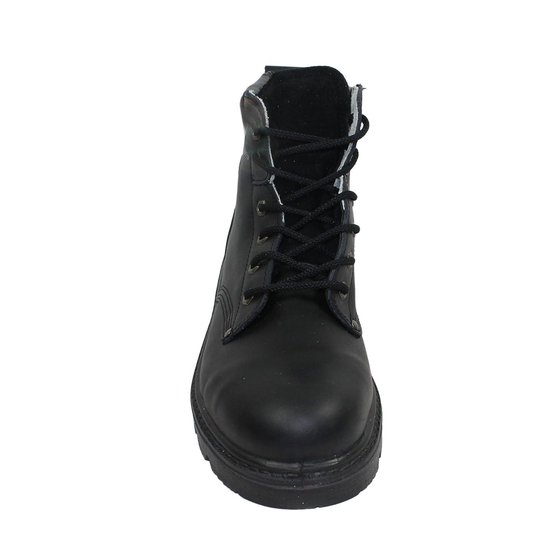 ERGOS Sicherheitsschuhe Liverpool schwarz S3 Sicherheitsschuhe ERGOS Arbeitsschuhe hoch Schwarz 6707fb