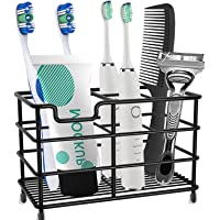 Turobayuusaku Creative Toothbrush Case with Lid Bathroom Toothpaste Holder Organizer Cup