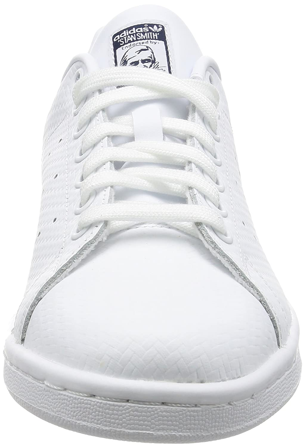 Amazon.com | adidas Originals Mens Stan Smith Trainers - White | Fashion Sneakers