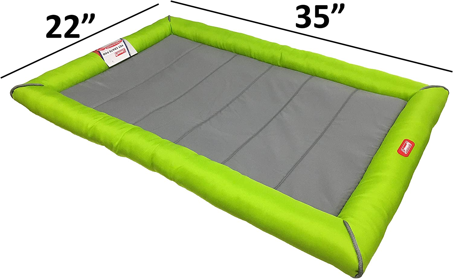 Coleman Thick Cushion Dog Travel Bed for Standard Size Kennels