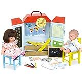Vilac Vilac6313 My School in a Suitcase (30-Piece)
