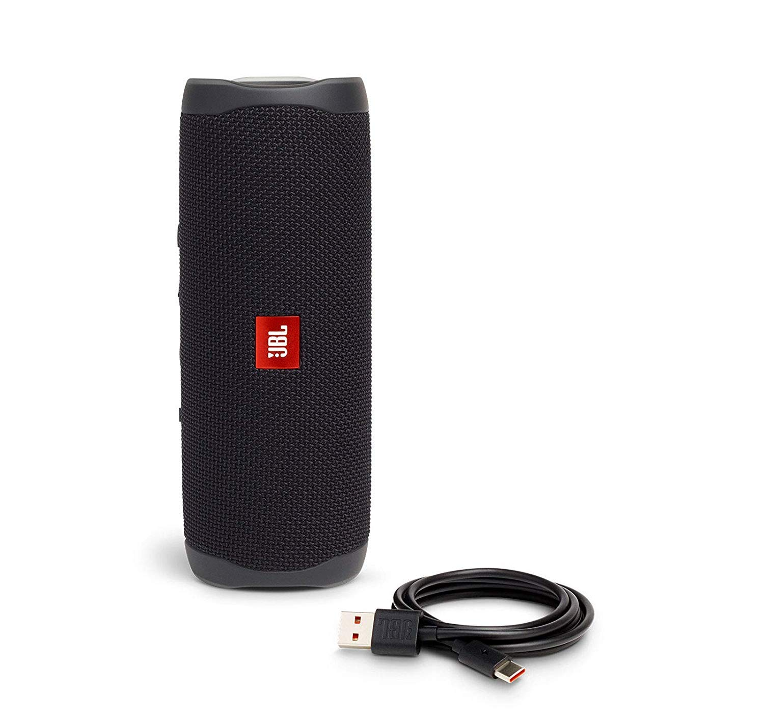 JBL FLIP 5 Waterproof Portable Bluetooth Speaker - Black [New Model] by JBL