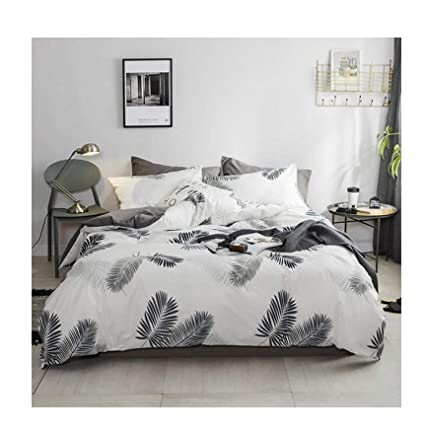 Funda Nordica King Size.Amazon Com Slowly Mist 100 Cotton Twin Queen King Bedding Set