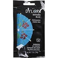 Dylon Permanent Fabric Dye 1.75oz-Bahama Blue