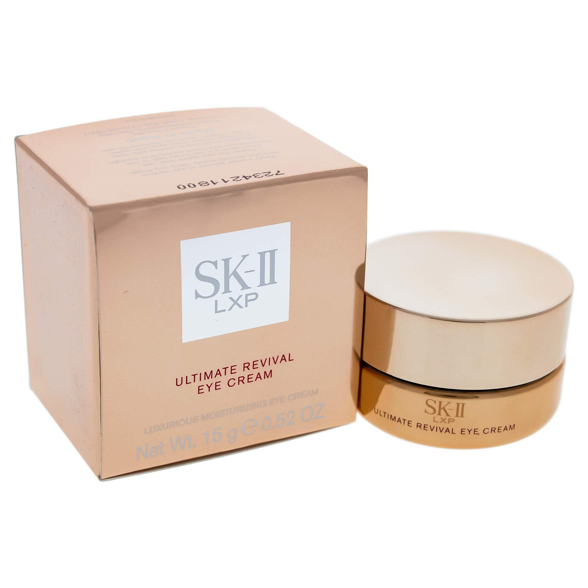 SK-II Lxp Ultimate Revival Eye Cream, 0.52 Ounce