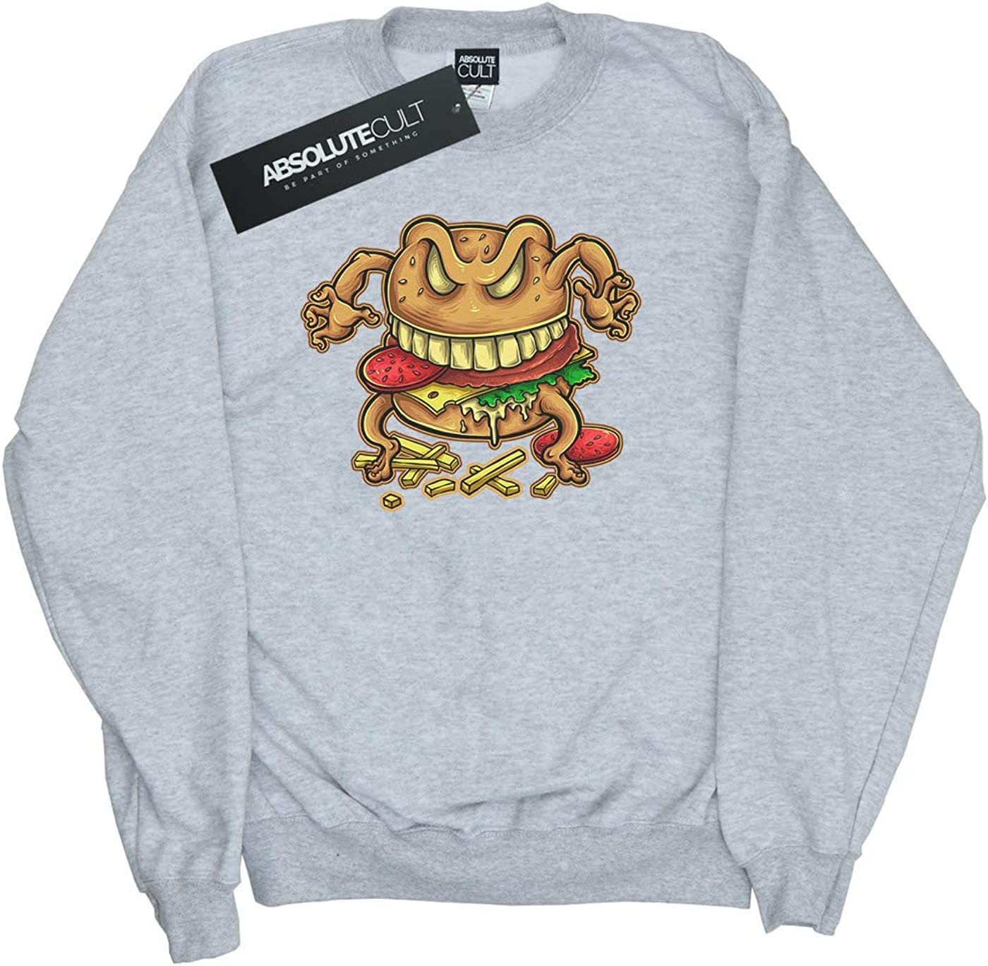 Absolute Cult Drewbacca Girls Curse of The Burger Sweatshirt