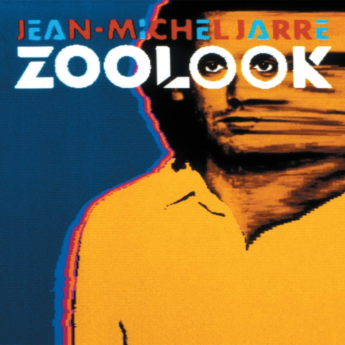 Vinilo : Jean-Michel Jarre - Zoolook (United Kingdom - Import)