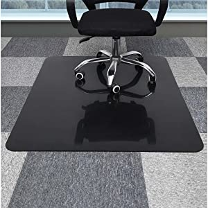 AiBOB Office Chair Mat, Heavy Duty Floor Mat, 1/5