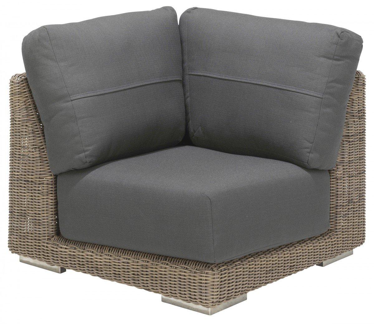 Hularo Serie Pure Loungemodul Eckmodul Kingston
