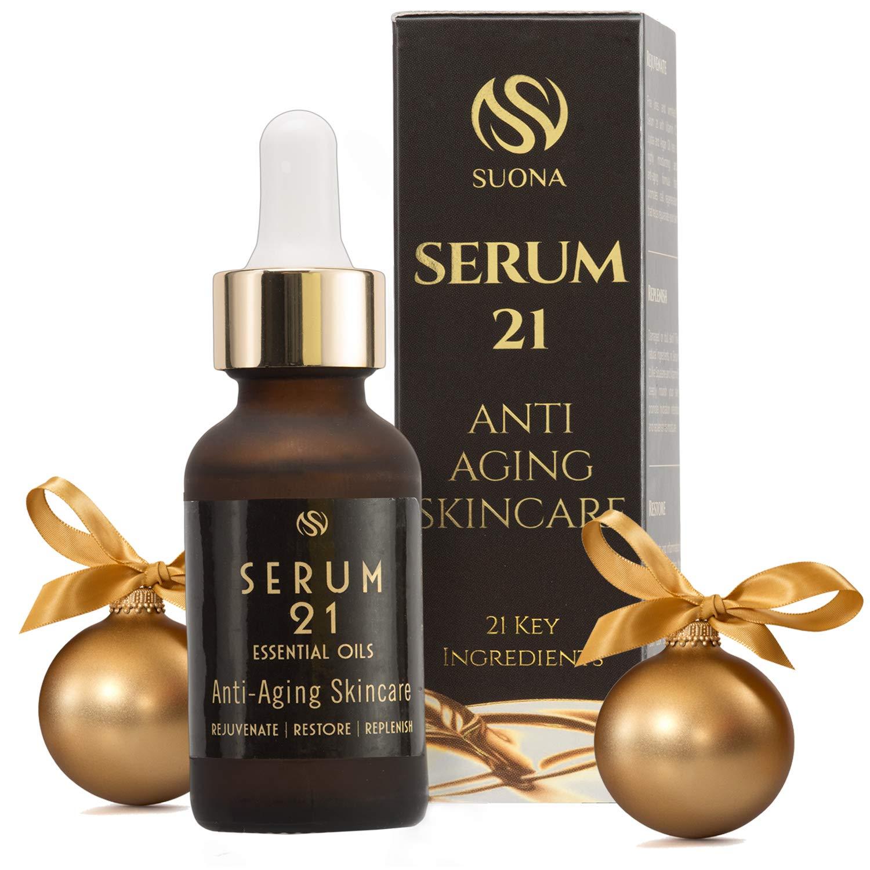 facial oil serum