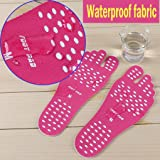 Rdfmy Barefoot Beach Insole Invisible Shoes Foot