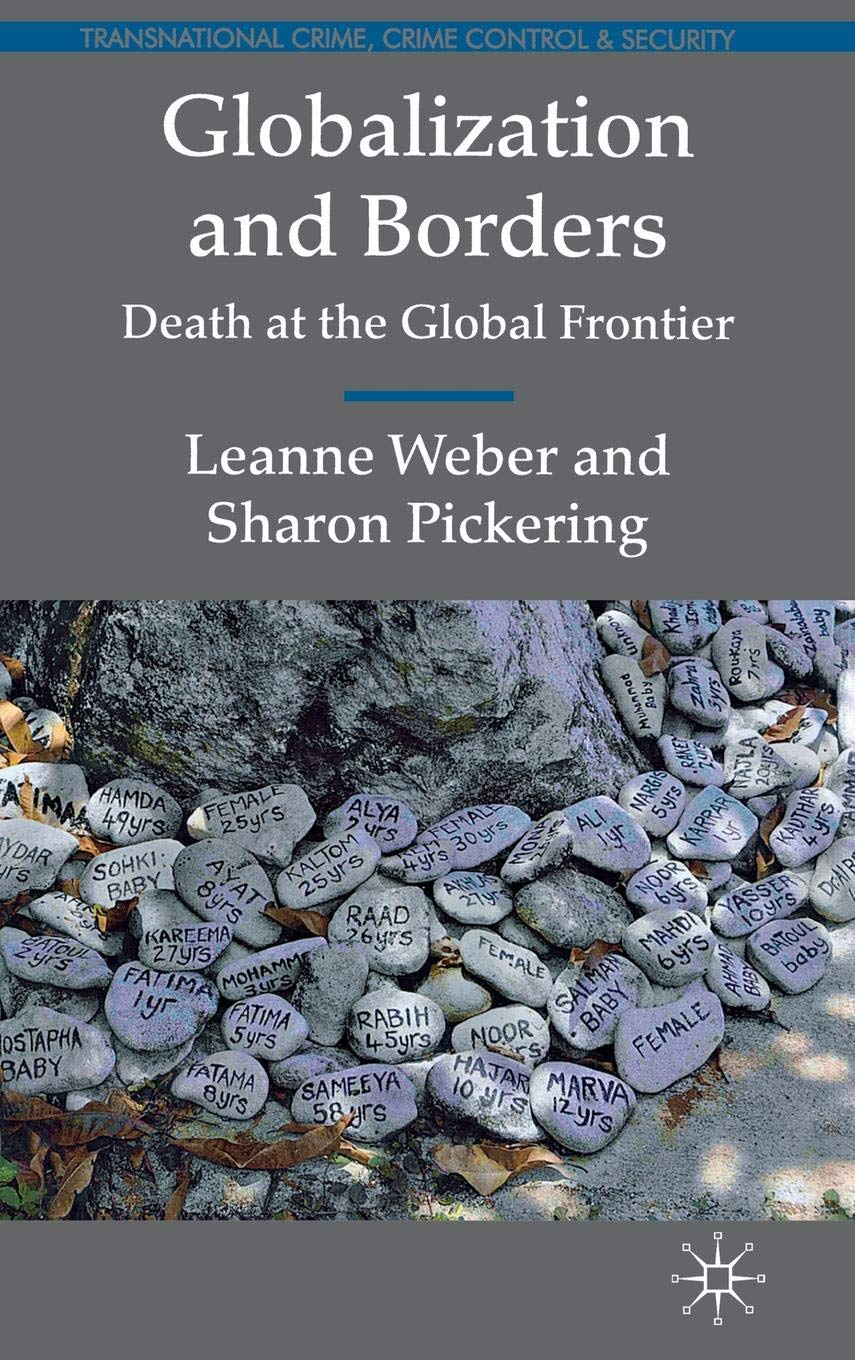Globalization and Borders: Death at the Global Frontier ...
