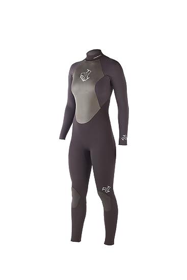 Amazon.com: Xcel 5/4 mm SLX Mujer OS compensar traje Surf ...