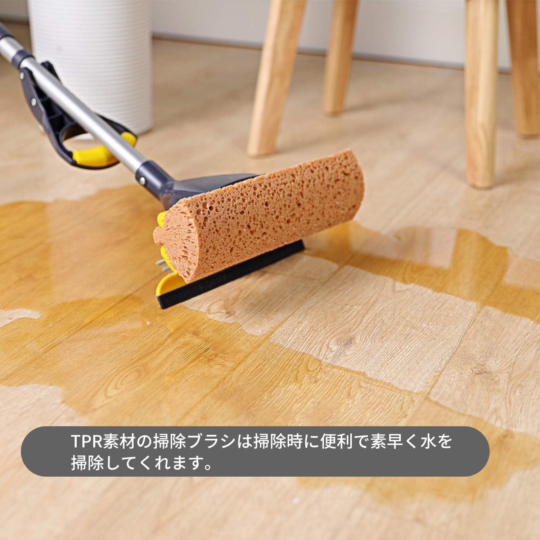 独裁 熟達した 後退する フローリング ブラシ - bloma.jp