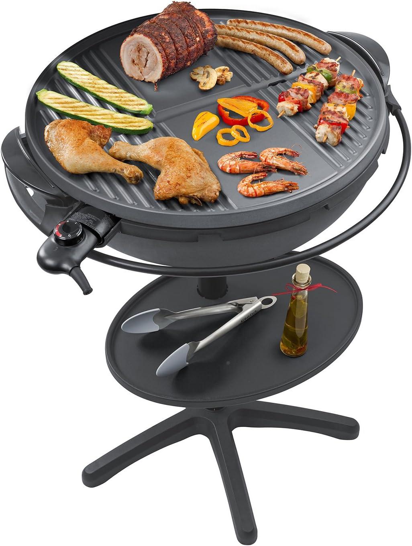 STEBA FRANCE VG400 Barbecue, RougeNoir: : Jardin