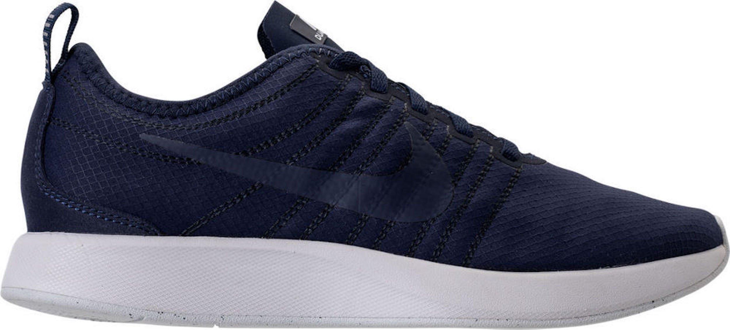 huge discount 2007a 4f5cc Galleon - Nike Men s Dualtone Racer SE Navy Blue Running Shoes 922170 400  (9.5 D(M) US)