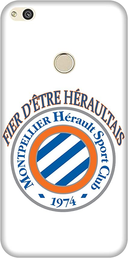 Coque Huawei P8 Lite-(2017) - Supporter Football MHSC Montpellier ...